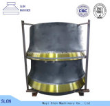 High Quality Svedala S36sbs S4000 Cone Crusher Parts Bowl Liner, Mantle and Concave