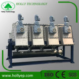 Volute Sludge Dewatering Screw Press for Textile Waste