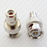 BNC Male Plug to RCA Female/Male Jack Coax Cable Video Adapter Connector CCTV Camera