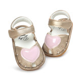 Baby Girl Rubber Sole Non-Slip Outdoor Toddler Summer Sandals First Walkers Shoes