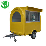 Hot Sale 100% Full Test Roasted Chicken Coffee Cart