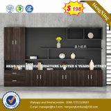 Manufacture Price Wooden Thickness Frost Home Furniture Office Bookcase (HX-8N1610)