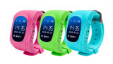 Q50 Quad Band Smart Phone GPS Lbs Watch Kids Smartwatch