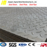 Chequered Ms Carbon Steel A36 A529 3mm Steel Plate