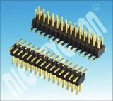 Good Quality pH: 1.27mm Connector Dual Rows SMT Pin Header