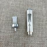 Wholesale Bottom Airflow Cigarette 510 Cbd Plastic Vape Pen Atomizer