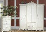 Customized Wooden Sliding Door Bedroom Wardrobe