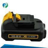 10.8V 2000mAh Li-ion Battery Pack for Power Tool