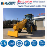 New Design 2.0ton Rated Loading Weight T2000 Telescopic Loader