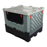 Heavy Duty Industry Collapsible and Foldable Plastic Pallet Box