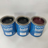 1K Easycoat Solid Auto Care Top Basecoat Refinishing Paint for Car Body Filler