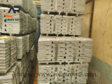 High Purity 99.99%Min Zinc Ingot