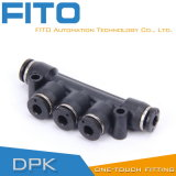 Pk Pneumatic Fitting One Touch Air Conncetor by Airtac Type