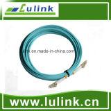 Om3 Duplex Fiber Optic Duplex Patch Cable LC/PC-LC/PC