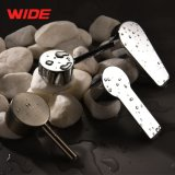 Wide Zinc Die Casting Washbasin Faucet Handle