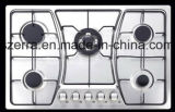 304 Level Stainless Steel Panel Gas Stove Kitchen Appliance (JZS4715)