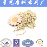 Abrasive Corn Cobs for Drying and Polishing Metals.