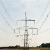 Hot DIP Galvanized Power Transmission Angle Steel Tower