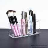 Factory Direct Sale Marble Acrylic Makeup Brush Holder for Display
