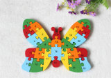 New Wholesale Educational 3D Game Toy Children Animal Transport Wooden Jigsaw Puzzle for Kids Educational 5