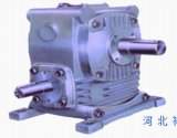 WHT Arc Cylindrical Worm Gear Reducer