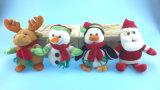 Plush Toy Christmas Animals Four Asst.