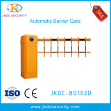 Jkdc-Bg102D Automatic Boom Arm 2 Fences Parking Traffic Barrier Gate for Parking Security System
