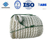 Good Quality 8/12 Strand PP Nylon UHMWPE Mooring Rope with Competitive Price
