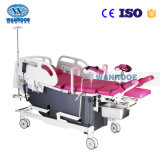 Aldr100A Electric Childbirth Examination Obstetric Table Delivery Bed for Women