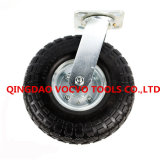 10 Inch PU Foam Solid Caster Wheel