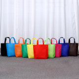 Colorful Promotion Cheap Nonwoven Advertising Bags