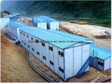 Low Cost Prefab Living House Temporary Prefabricate Assembled House/Modular House in China