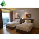 5 Stars Complete Luxury Solid Wood Modern Design Hotel Furniture Bed Bedroom Sets for Twin Room