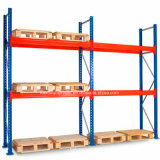 Heavy Duty Warehouse Storage Pallet Racking with Wire Mesh Decking