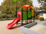2017 Hot Selling Child Commercial Wood Cheap Kid Amusement Park Toy for Outdoor Playground Equipment