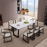 Modern Wood Restaurant Set Table and Chair Dining Room Furniture for Home
