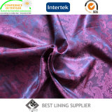 Polyester Cheaper Two Tone Paisley Jacquard Lining Fabric Suit Lining