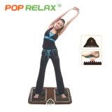 Pop Relax Nuga Best Nm55 Tourmaline Germanium Foot Arch Acupuncture Massage Mattress Second Heart Electric Heating Foot Massager