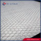 China Factory Cheap V-Bank Plastic Frame Compact Air Filter