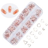 Nail Beauty Nail Sticker Crystal Stone Glitter Pearls