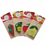 Cheap Selling High Quality OEM Hanging Paper Car Air Freshener