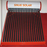 China Wholesale Compact Non Pressure Solar Water Heater