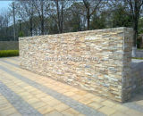 Popular Yellow Culture Stone for Landscaping Wall