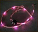 Beautiful and Durable Flashing LED Chain Dog Leash