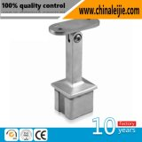 304 Adjustable Square Stainless Steel Handrail Support for Handrail System