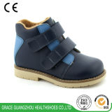 4 Colors Leather Comfortable Kids Shoes Children Support Shoes
