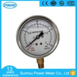 75mm Oil Filled Stainless Steel Case Pressure Gauge