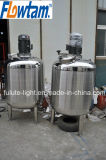 Stainless Steel Water Powder Mixing Tank with Top Entry Agitator