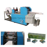 Automatic Folding and Counting Handkerchief Paper Making Machine