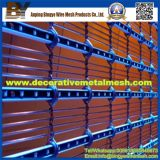Decorative Wire Mesh for Exterior Facades
